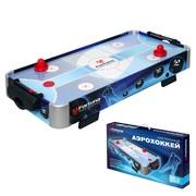 """Аэрохоккей """"Blue Ice Hybrid"""" (86 х 43 х 15 см)"""