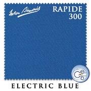 Сукно Iwan Simonis 300 Rapide Carom Electric Blue