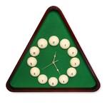 Часы Fortuna Бильярд TR2633 махагон