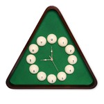 Часы Fortuna Бильярд TR4667 коричневые