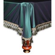 Покрывало Венеция шёлк зеленое