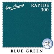 Сукно Iwan Simonis 300 Rapide Carom Blue Green