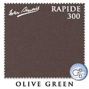 Сукно Iwan Simonis 300 Rapide Carom Olive Green