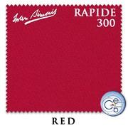 Сукно Iwan Simonis 300 Rapide Carom Red