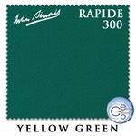 Сукно Iwan Simonis 300 Rapide Carom Yellow Green